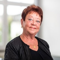 Gisela Haupt, Beisitzerin Weiße Flotte Dresden e.V.