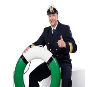Jochen Haubold - stellv. Vorstandsvorsitzender Weisse Flotte Dresden e.V.