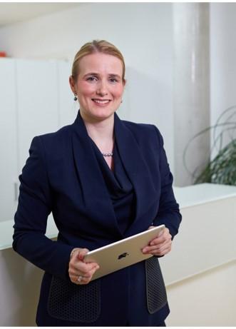 Nicole Scholze, stellv. Vorsitzende Weiße Flotte Dresden e.V,
