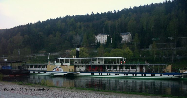 "PD ""Meissen"" in Bad Schandau"