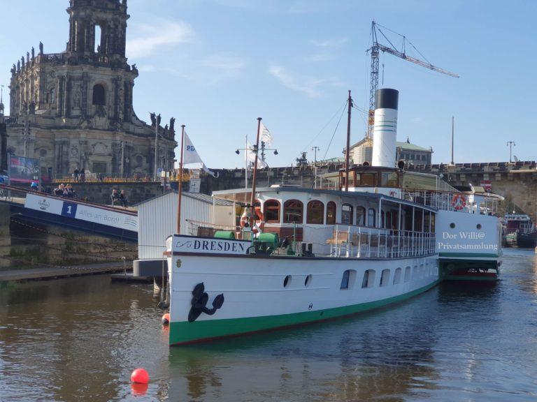 PD Dresden am Anleger 1 (Abdampfen 2019)