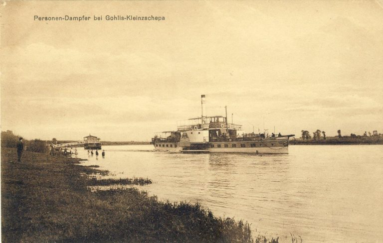 "PD ""Hohenzollern"" in Gohlis-Hohenzscepa (Zeithain)"