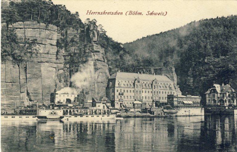 """PD """"Kaiser Wilhelm"""" in Herrnskretschen"""