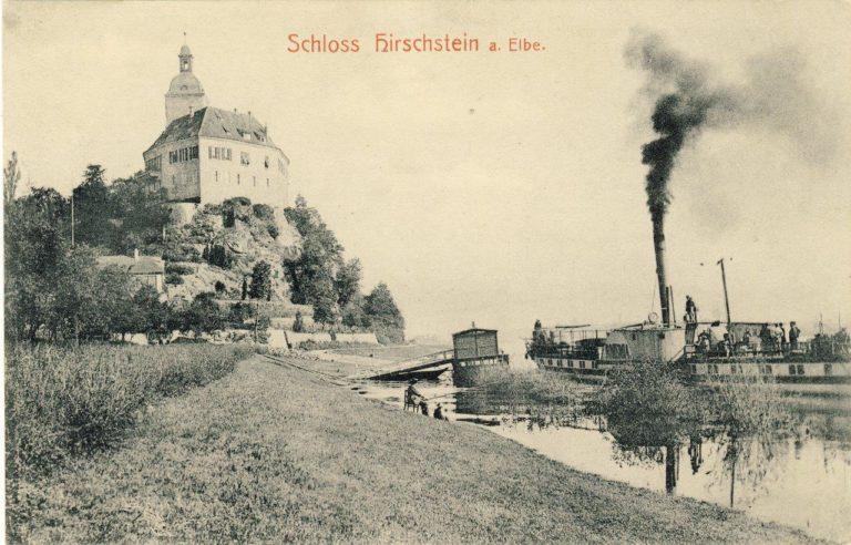 """PD """"Bohemia"""" am Schloss Hirschstein"""
