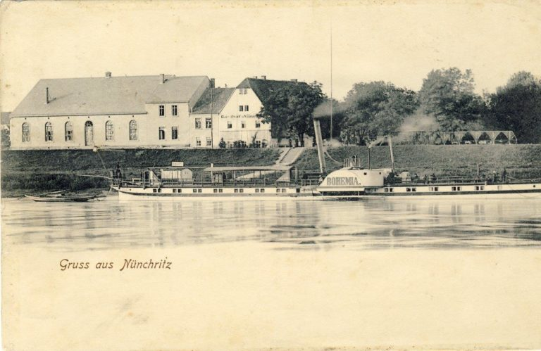 "PD ""Bohemia"" in Nünchritz"