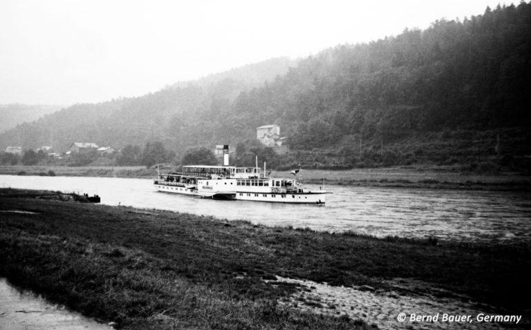 """PD """"Meissen"""" in Bad Schandau"""